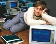 忆微软创始人比尔盖茨的53个难忘瞬间