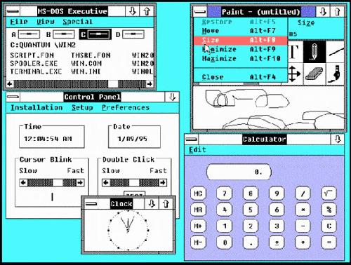 连线杂志:Windows操作系统发展简史(组图)