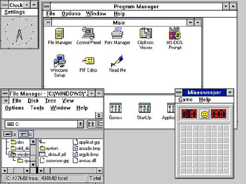 连线杂志:Windows操作系统发展简史(2)